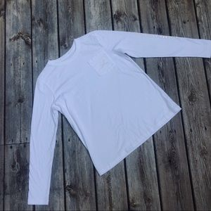 Vineyard Vines White Long Sleeve Shirt Size XL